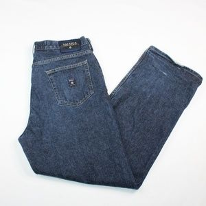 Nautica Jeans Co. Medium Wash Distressed Jeans